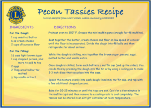 best pecan cookie recipe using fresh nuts